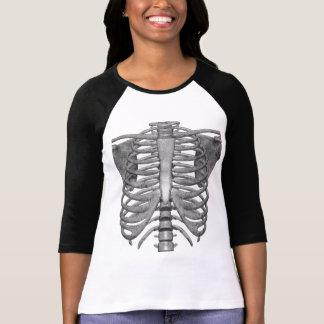 easy halloween costume skeleton tシャツ