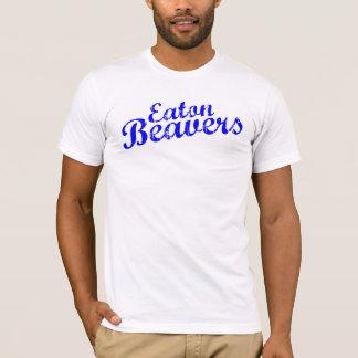 Eatonのビーバー Tシャツ