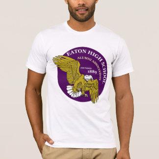 Eatonの高等学校の交友連合の人のTシャツ Tシャツ