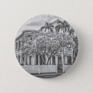 Eaton St.のコンシュの家ボタン 5.7cm 丸型バッジ