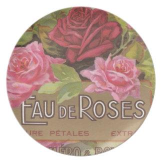 Eau de Roses Plate プレート
