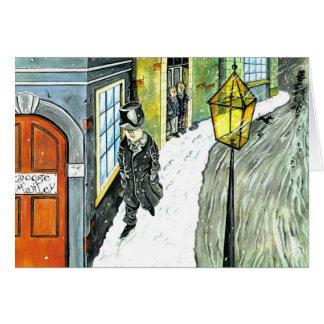 Ebenezer Scrooge グリーティングカード