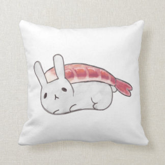Ebiの寿司のバニーの枕 クッション