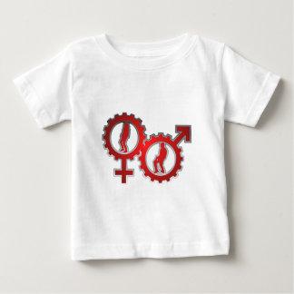 EBM Logo_12 ベビーTシャツ