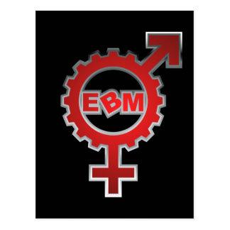 EBM Logo_15 ポストカード