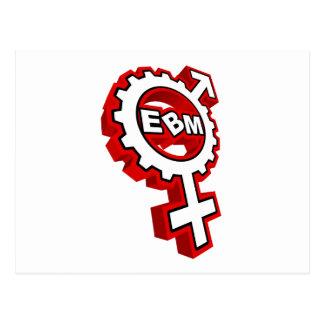 EBM Logo_16 ポストカード