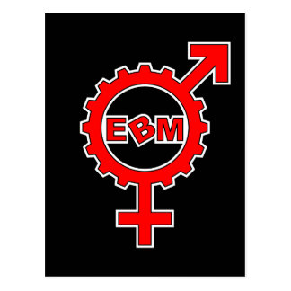 EBM Logo_17 ポストカード