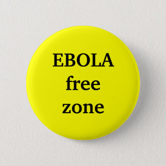 Ebolaの自由地帯 缶バッジ