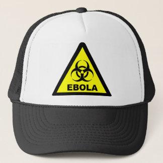 Ebolaの警告 キャップ