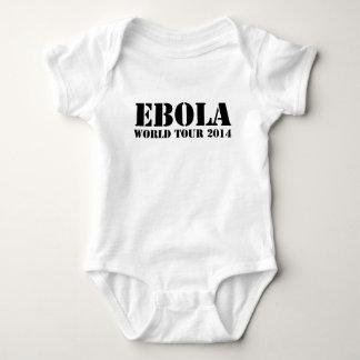 ebola ベビーボディスーツ