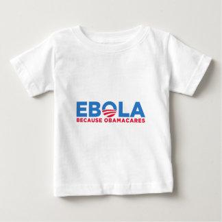 Ebola ベビーTシャツ