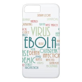 EBOLA iPhone 8 PLUS/7 PLUSケース