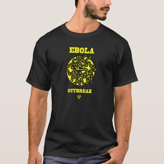 EBOLA OUTBREAK HC Tシャツ