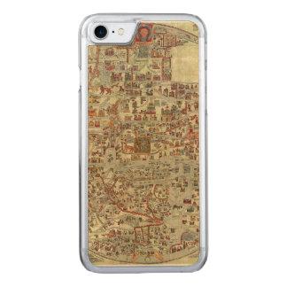 Ebstorfの地図 Carved iPhone 8/7 ケース