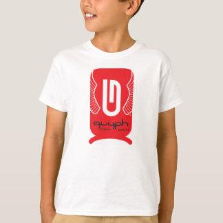 ECBACCのワイシャツ-グリフの漫画賞-子供のサイズ Tシャツ
