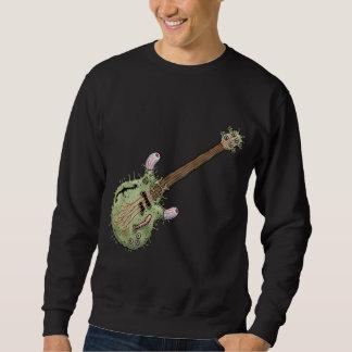 Ecclectricのギター スウェットシャツ