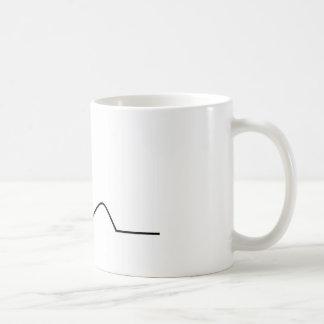 ECG - synusのリズム コーヒーマグカップ