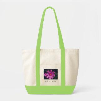 Echinacea -バッグ トートバッグ