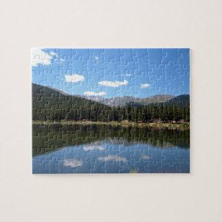 echo湖Mtエバンズコロラド州 ジグソーパズル