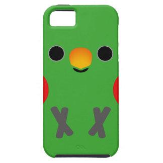 Eclectus オウム 男性 iPhone 5 Case-Mate ケース