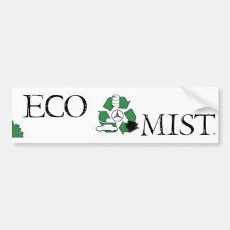 Ecoの霧 バンパーステッカー