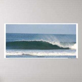 Ecuadorianの波 ポスター