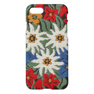 Edelweissのスイスの高山の花 iPhone 8/7 ケース