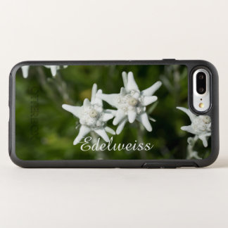Edelweissの高山の花 オッターボックスシンメトリーiPhone 8 Plus/7 Plusケース
