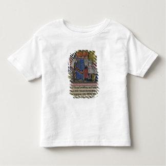 Edessaの市民はBaldwinに尊敬にIIを支払います トドラーTシャツ