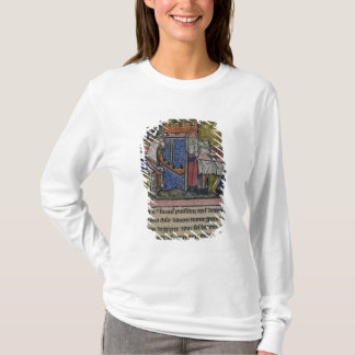 Edessaの市民はBaldwinに尊敬にIIを支払います Tシャツ
