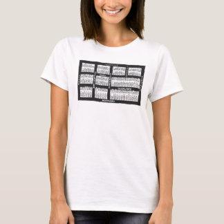 Edgewaterの谷間のTシャツ Tシャツ