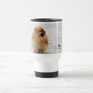 Edgrrrr #3 -ポメラニア犬 トラベルマグ