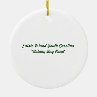 Edistoの島のオーナメント セラミックオーナメント