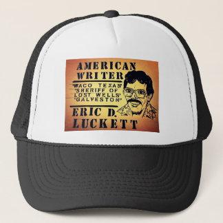 EDLCO牧場「エリックD. Luckett」のデザイン111813 キャップ