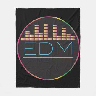 EDMの平衡装置毛布 フリースブランケット