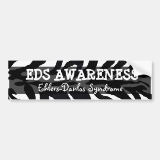 EDS Ehlers-Danlos syndrome Bumper Sticker バンパーステッカー