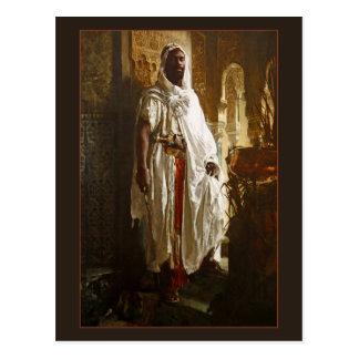 Eduard Charlemont著Moorishの責任者 ポストカード