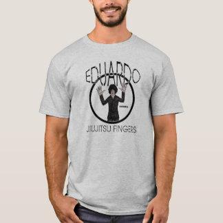 Eduardo JiuJitsu指のワイシャツ Tシャツ