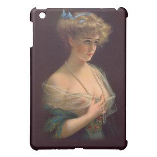 Edwardianの美しい iPad Miniケース