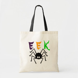 EEKハロウィンのくものバッグ トートバッグ