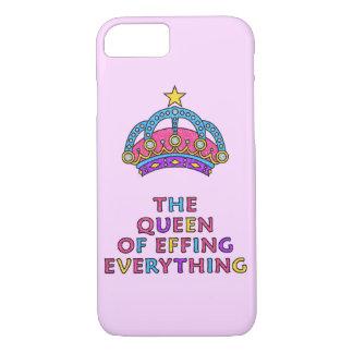 Effingの女王すべてiPhone 7の場合 iPhone 8/7ケース