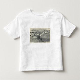 Eggersのブドウ園、フレズノ トドラーTシャツ