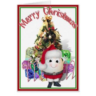 Eggstrordinaryのクリスマス カード
