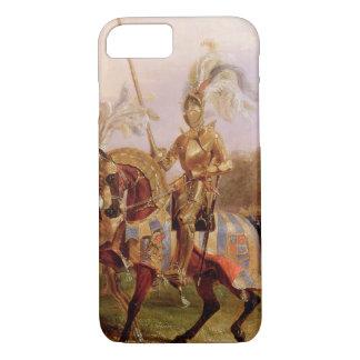 Eglinton、トーナメントの主、1840年(油 iPhone 8/7ケース