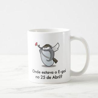 egoi_de_abril、Ondeのestava o E-goi 25無しde Abrilか。 コーヒーマグカップ