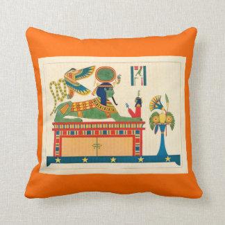Egyptain Sphynxの枕古い写真 クッション