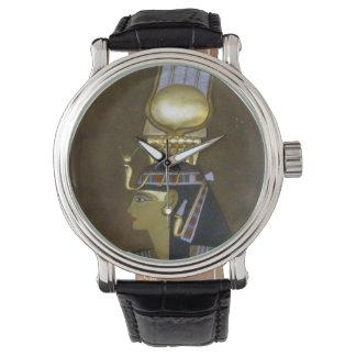Egyptian_Princess_Wrist-Watch. 腕時計