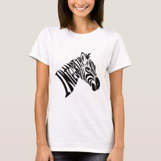 Ehlers Danlosのシマウマの完全性 Tシャツ