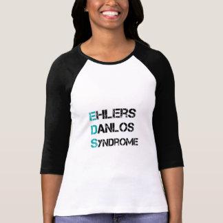 Ehlers Danlosシンドロームのワイシャツ Tシャツ