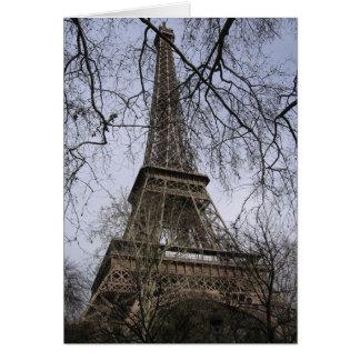 EiffelTower ノートカード